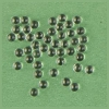 Tech Glass Beads No Hole Round 3mm Crystal